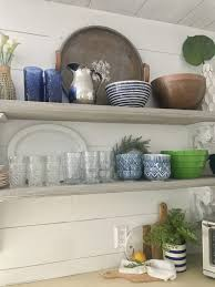 how to organize open kitchen cabinets how to organize your kitchen for open shelving hallstrom home