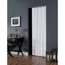 tri fold room divider accordion doors walmart com