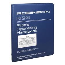 r22 pilot u0027s operating handbook robinson helicopter company
