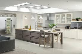 kitchen style all white single wall kitchen good kitchen