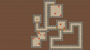 dungeon floor plans simple dungeon generator by forevka gamemaker marketplace