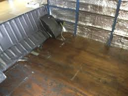 Insulation Under Laminate Flooring Under Floor Insulation Deadening Page 12 The Split Screen Van Club
