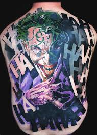 joker and harley quinn tattoo design photos pictures and