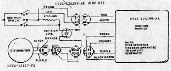 ford duraspark wiring diagram a turn of the nut