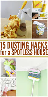House Hacks by Dusting Hacks For A Spotless House