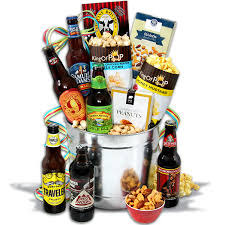 Delivery Gifts For Men Microbrew Beer Bucket Gift Great Gifts For Beer Lovers