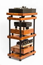 Audio Rack Plans 7 Best Hifi Racks Images On Pinterest Audiophile Theater And