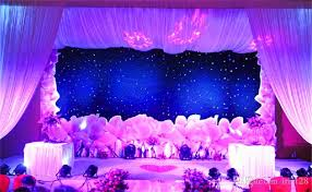 wedding backdrop led 3mx6m led wedding party curtain led cloth black stage