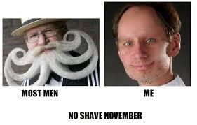 No Shave November Meme - no shave november imgur