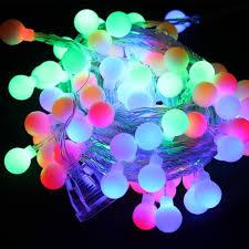 String Of Led Lights by Aliexpress Com Buy Jeebel 10m 100led Christmas Led Lantern Led