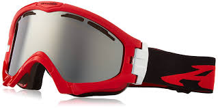 arnette motocross goggles amazon com arnette s3 blue bronze ski goggles sports u0026 outdoors