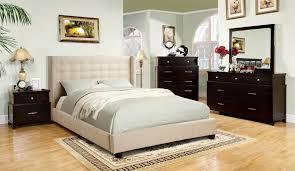 upholstered bedroom set upholstered headboard bedroom sets throughout distressed ivory