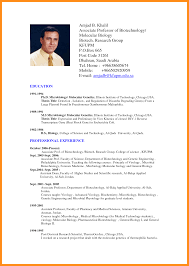 Sample Resume Format In Doc by Sample Resume In Doc Format Free Download Free Resume Example