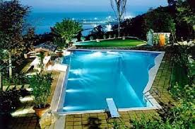 shapes of pools actually homy home