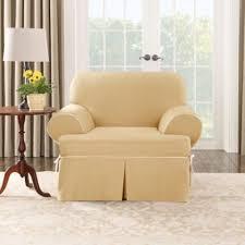 T Cushion Sofa Slip Cover Buy Slipcovers T Cushion From Bed Bath U0026 Beyond