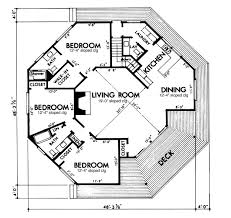 find floor plans for octagon homes home plan