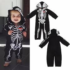 baby skeleton costume halloween baby halloween skeleton romper cabizo