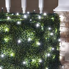 random twinkle led net lights net lights and tree wraps