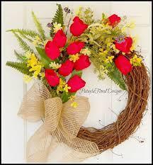 whimsical spring forsythia wreath jenna burger 1110 best spring and summer wreaths images on pinterest spring