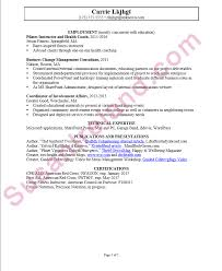 Sample Chronological Resume by Resume Health Coach Corporate Wellness Susan Ireland Resumes