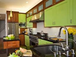 kitchen designs most popular green kitchen design 2015