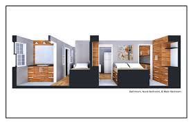 How Big Is 400 Sq Ft 400 Square Foot House By Jordan Parke At Coroflot Com