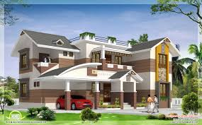 Beautiful Home Designs Interior Brown And White Exteriour Painted Kerala Homes Google Search