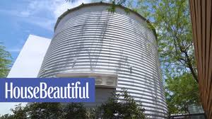 Grain Silo Homes by This Phoenix Couple Is Living In A 365 Square Foot Grain Silo