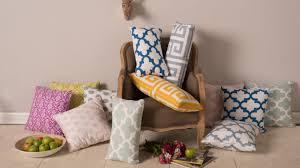 coussin rectangulaire pour canapé coussins orange à petits prix westwing