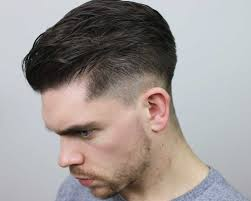 mid tier fade slick back how to