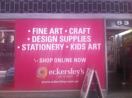top places for art and craft supplies in sydney sydney by wendy