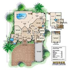 Mediterranean Floor Plan 528 Best Floor Plans Images On Pinterest Floor Plans House