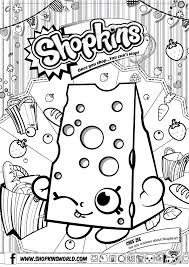 thanksgiving coloring pages free shopkins printables clipart