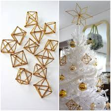 diy himmeli pipe cleaner ornaments archives diy christmas crafts