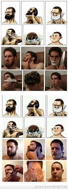 Shaving Meme - copying a shaving meme funny pinterest meme