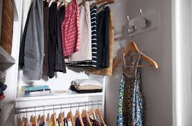 before u0026 after an editor u0027s closet makeover lonny