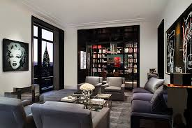 New York Style Home Decor Captivating The Living Room Nyc Decor On Interior Home Design