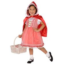 little red riding hood halloween costumes buy toddlers red riding hood costume