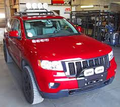 jeep grand cherokee front grill new style brush bar kit trailhawk pinterest jeeps cherokee