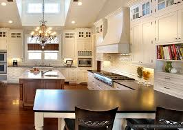 White Backsplash For Kitchen by Black Countertop Backsplash Ideas Backsplash Com