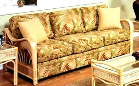 rattan sleeper sofa rattan sleeper sofa 3 code sofa from south sea rattan wicker rattan