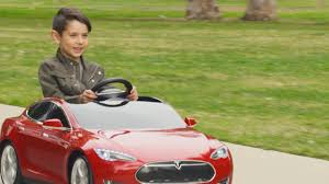 Radio Flyer Wagons Used How To Tell Age Tesla Model S For Kids By Radio Flyer Youtube