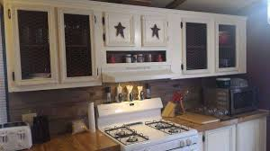 how to update mobile home kitchen cabinets 6 great mobile home kitchen makeovers mobile home living