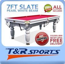 Red Felt Pool Table Red Felt Slate Solid Pool Table