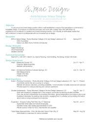 How To Write A Resume Resume Companion Interior Designer Resume Example Amitdhull Co