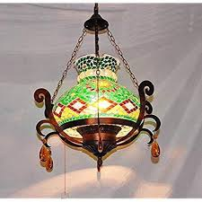 lustre bureau jyb européenne méditerranéenne simple lustre style bohème maroc d