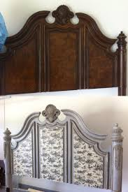 Paint A Headboard by The 25 Best Decoupage Furniture Ideas On Pinterest How To
