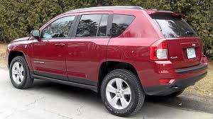 red jeep compass jeep compass affordable but overlooked the globe and mail