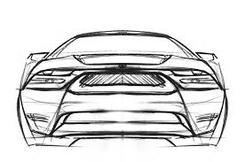 futuristic cars drawings or not 2015 mustang concept rendering u2013 americanmuscle com blog