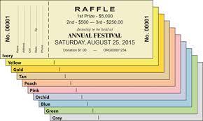 beacon raffle tickets free raffle ticket samples